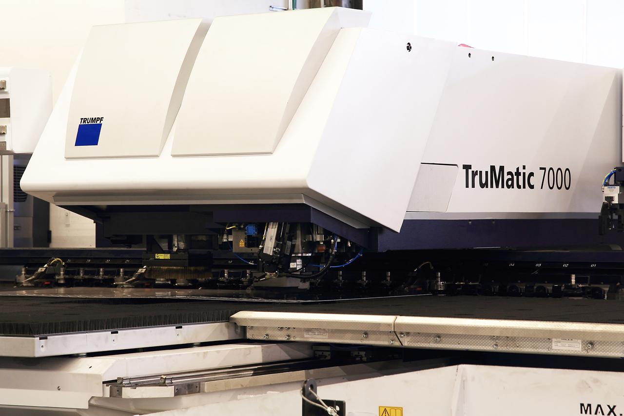 Trumatic und Laserbearbeitung